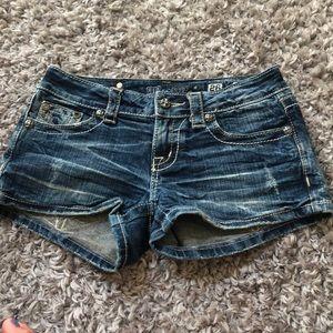 Super cute Miss Me shorts!